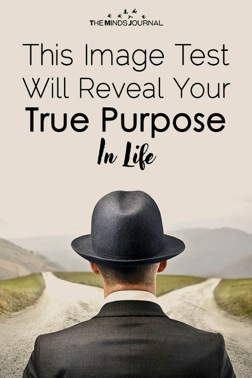 This Image Test Will Reveal Your True Purpose In Life pin