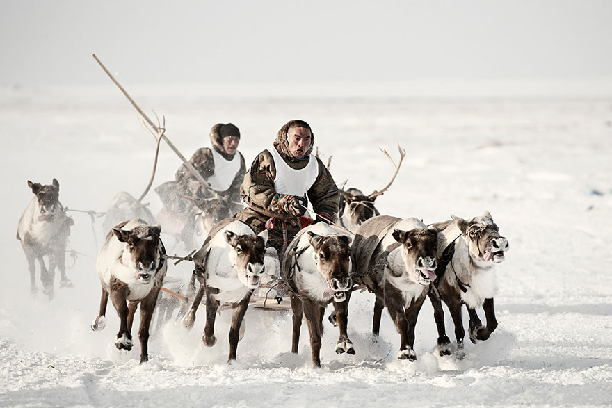 Stunning Portraits Of The World's Remotest Tribes 51
