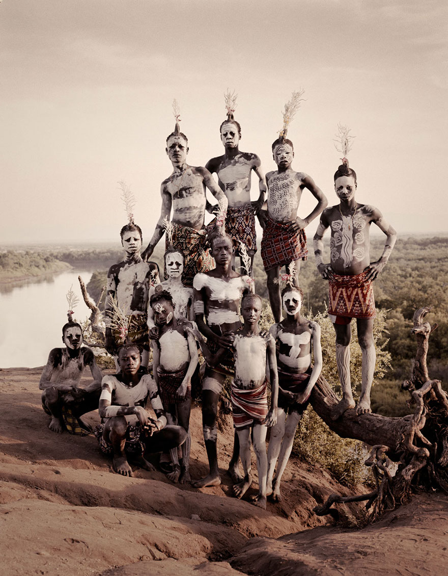 Stunning Portraits Of The World's Remotest Tribes 40