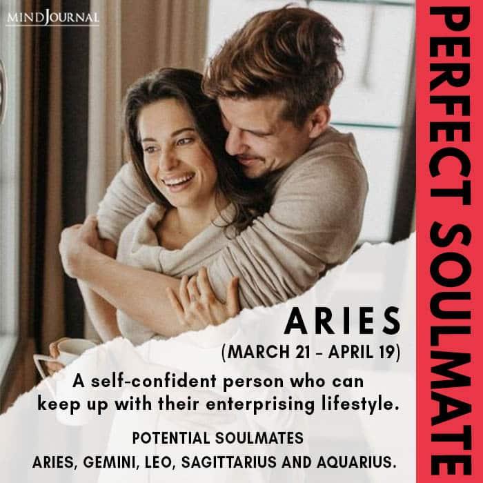 aries Perfect Soulmate