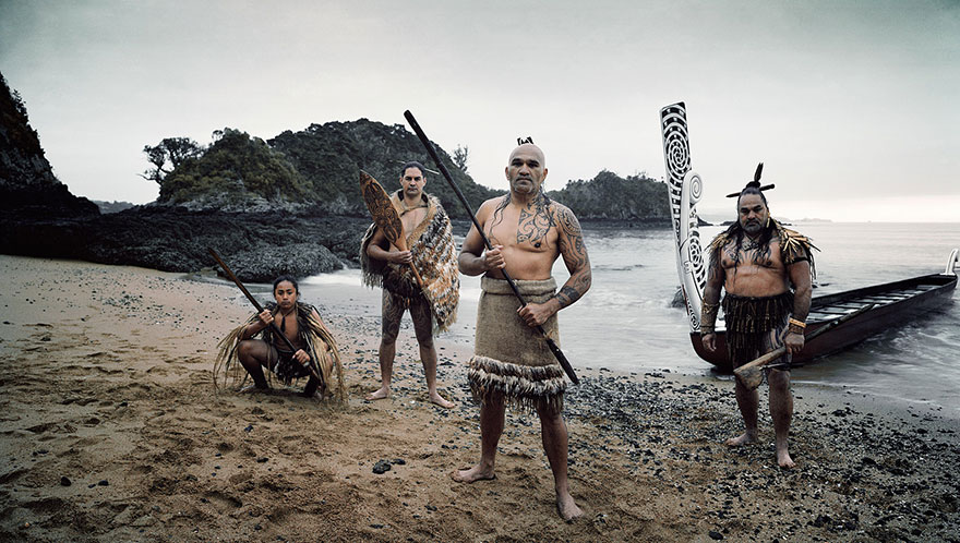 Stunning Portraits Of The World's Remotest Tribes 20