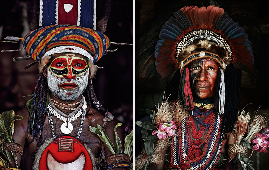 Stunning Portraits Of The World's Remotest Tribes 14