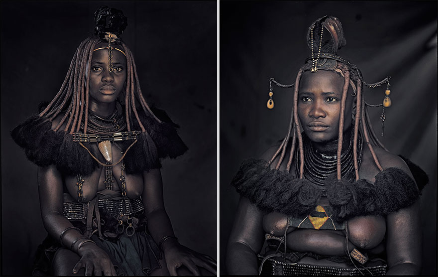 Stunning Portraits Of The World's Remotest Tribes 7