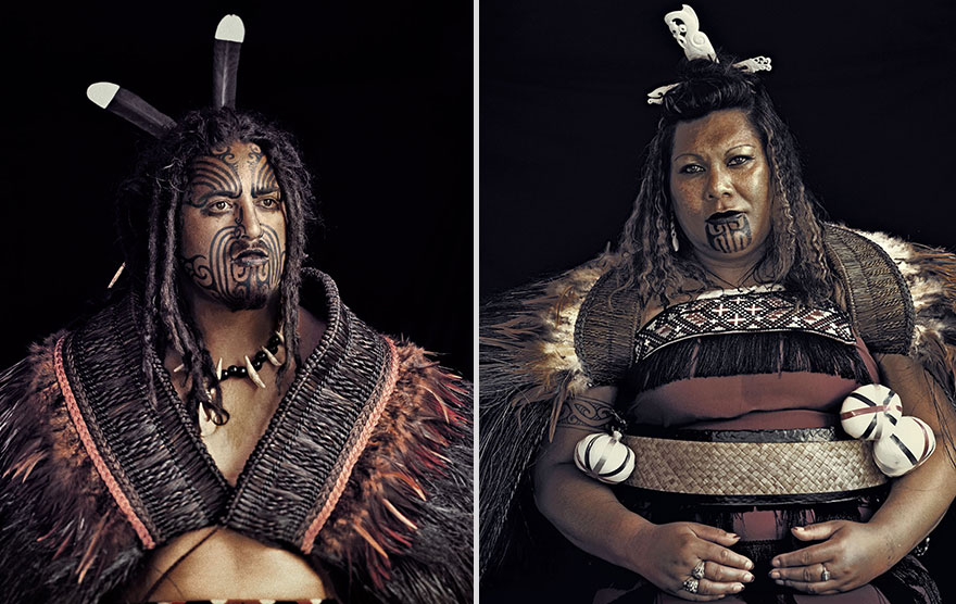 Stunning Portraits Of The World's Remotest Tribes 23