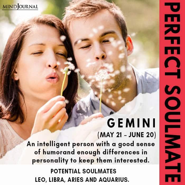 gemini Perfect Soulmate