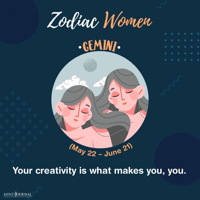 kind of woman you zodiac sign gemini