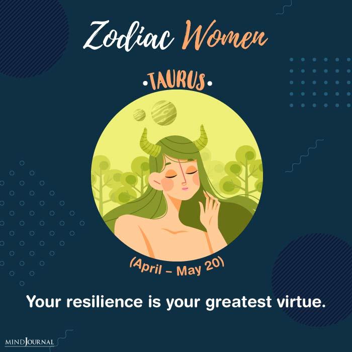 kind of woman you zodiac sign taurus