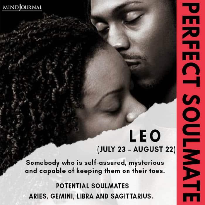 leo Perfect Soulmate