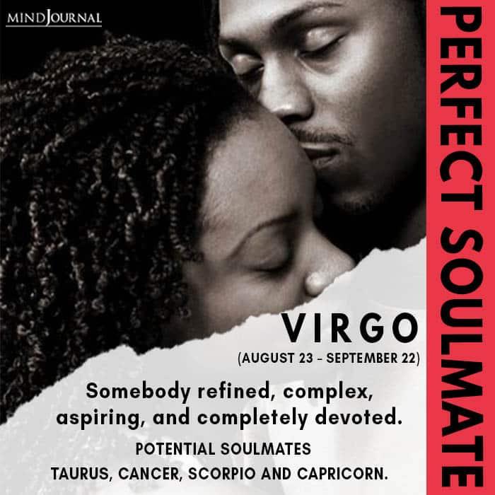 virgo Perfect Soulmate