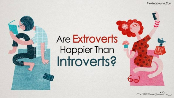 Are Extroverts Happier Than Introverts? Some Path Breaking Myths, Uncovered
