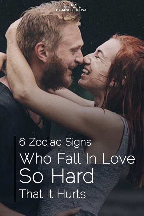 6 Zodiac Signs Who Fall In Love So Hard That It Hurts