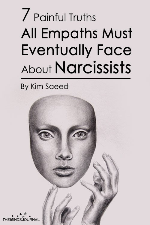 7 Painful Truths All Empaths Must Eventually Face About Narcissists2