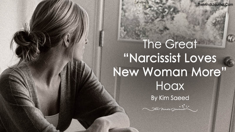 "The Great ""Narcissist Loves New Woman More"" Hoax"
