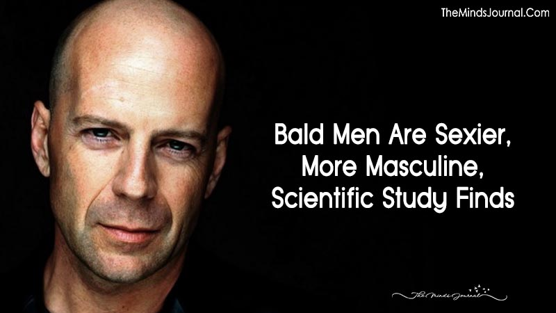 Bald Is the New Sexy (according to Science)