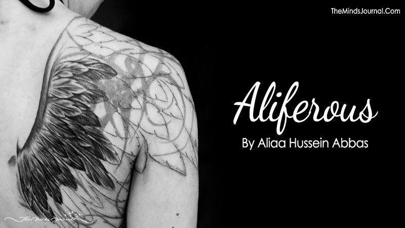 Aliferous!