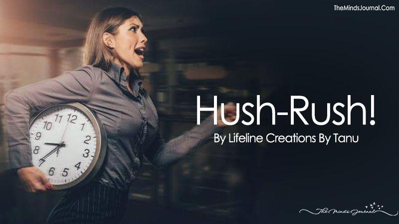Hush-Rush!