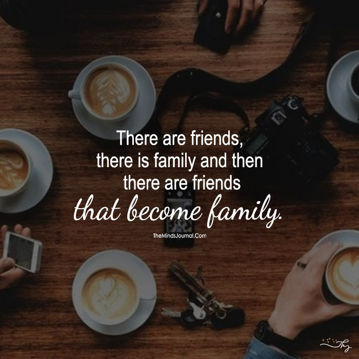 Friends That Become Family!