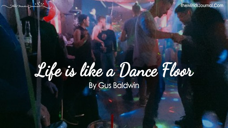 why do people love to dance