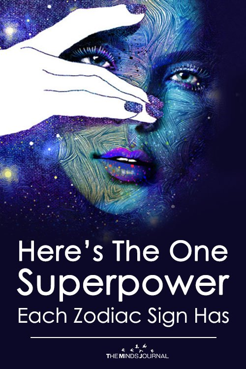 Here's The One Superpower Each Zodiac Sign Has