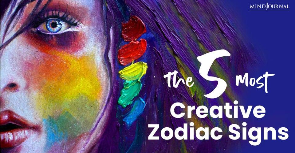 Most Creative Zodiac Signs