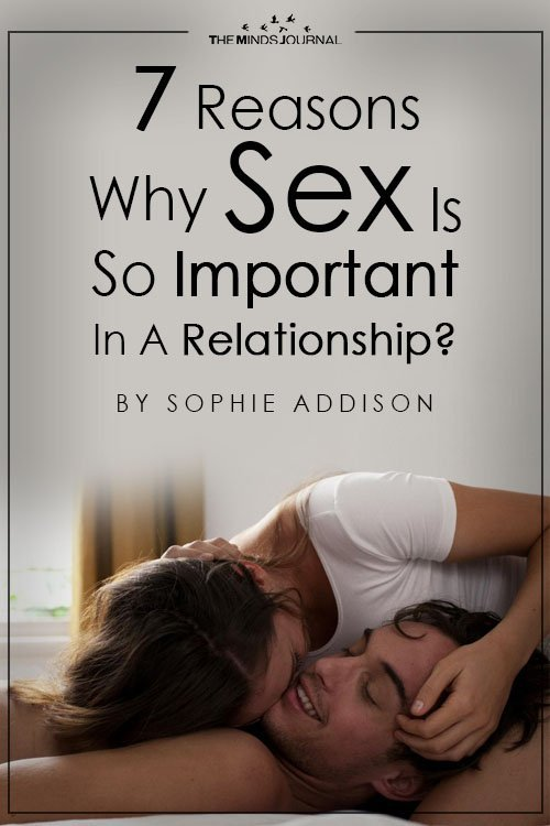 Reasons Why Sex Is So Important In A Relationship