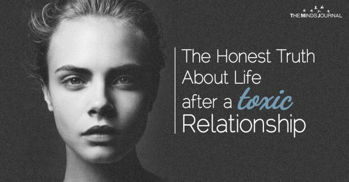 The Honest Truth About Life After A Toxic Relationship