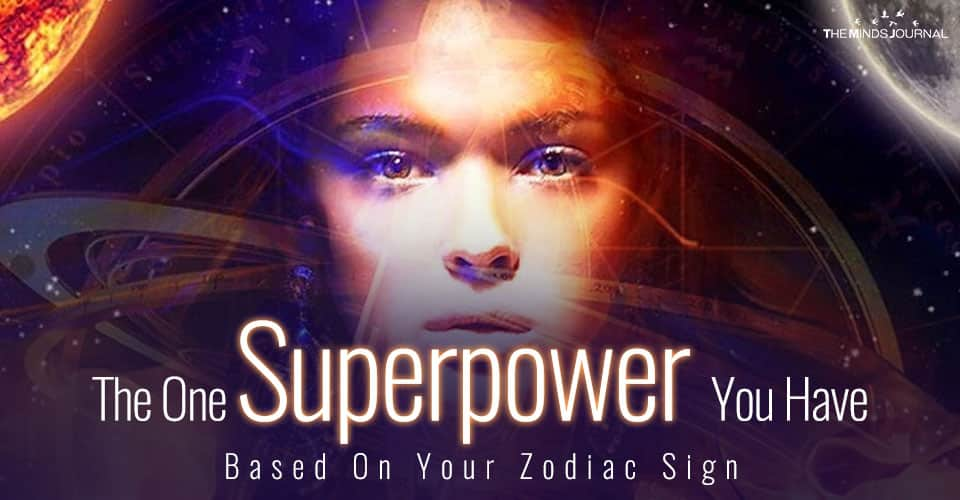 The One Superpower You Have Based On Your Zodiac Sign