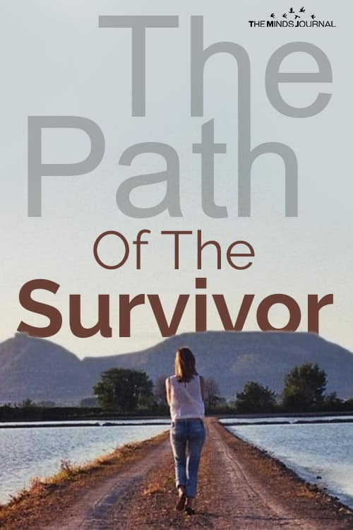 The Path Of The Survivor pin