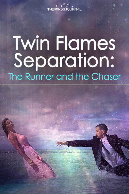 Twin Flames Separation The Runner and the Chaser