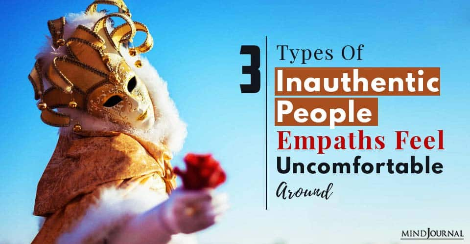 Types Of Inauthentic People