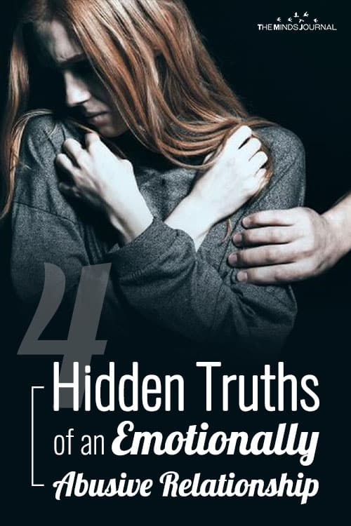 When Love Isn't Love - 4 Hidden Truths of an Emotionally Abusive Relationship