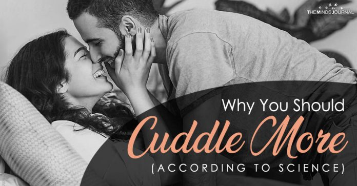 Why You Should Cuddle More (According to Science)
