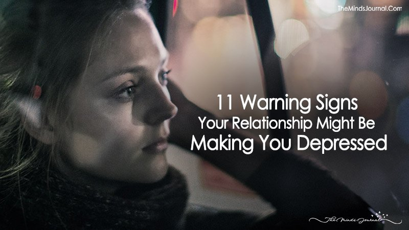 warning signs your relationship is over
