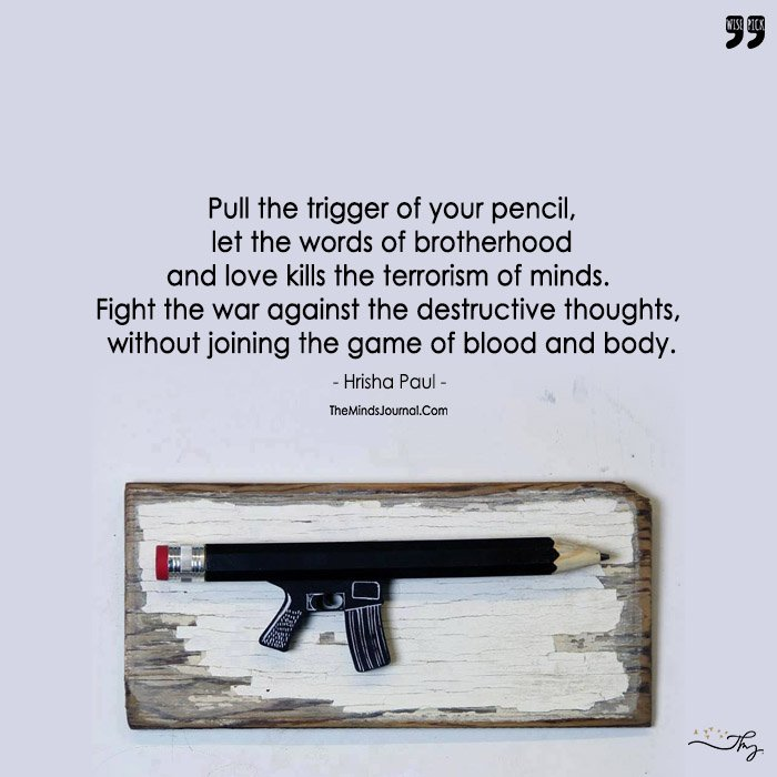 Lethal Creativity- Art and Word, In A Killing Spree!
