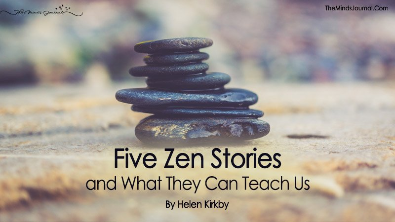 Five Zen Stories and What They Can Teach Us
