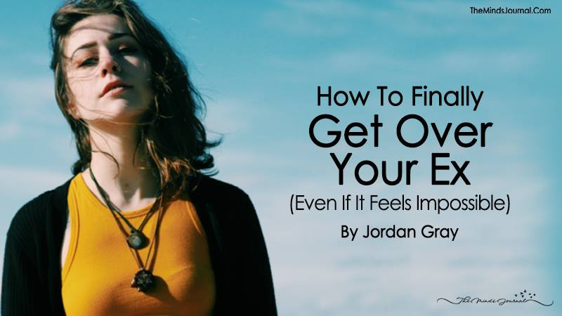 How To Finally Get Over Your Ex (Even If It Feels Impossible)