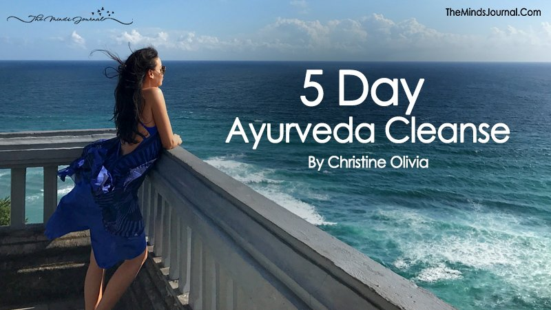 5 Day Ayurveda Cleanse