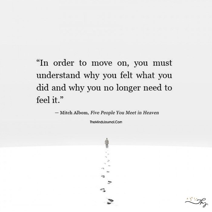 You Must Understand!