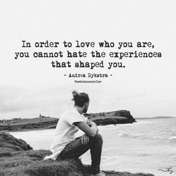 Experiences That Shaped You