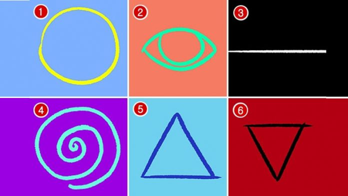 What The Symbol You Choose Reveals About Your Personality