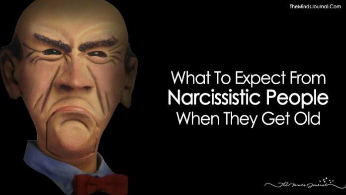 What To Expect From Narcissistic People When They Get Old