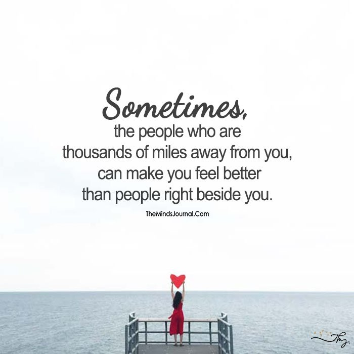 Some Times Some Special People, That Will Be All!