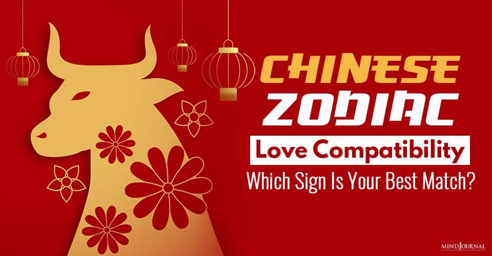 Chinese Zodiac Love Compatibility
