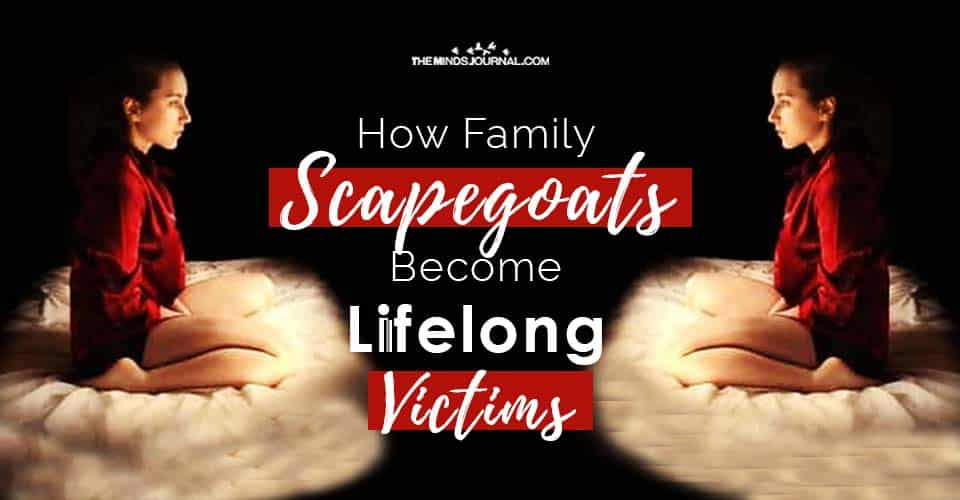 Family Scapegoats Become Lifelong Victims