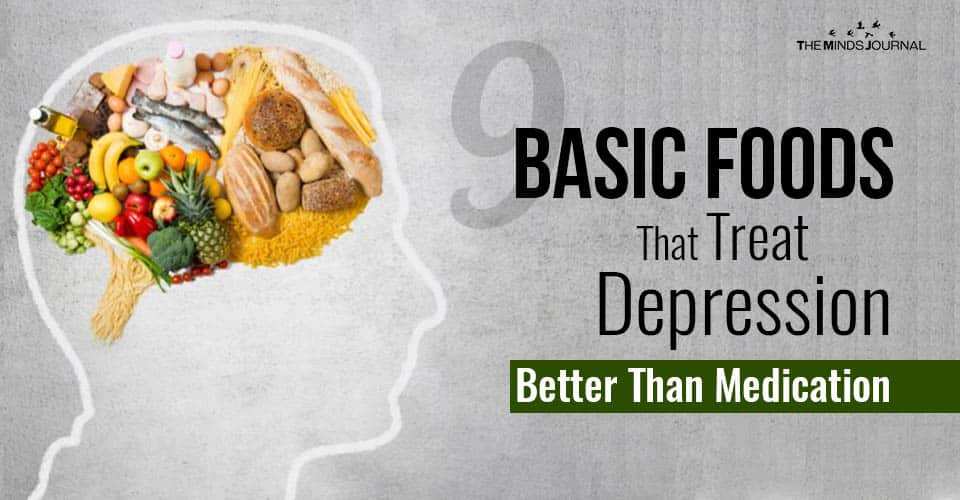 Foods That Treat Depression Better Than Medication