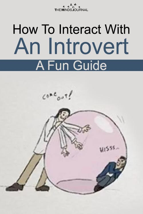 How To Interact With An Introvert – A Fun Guide