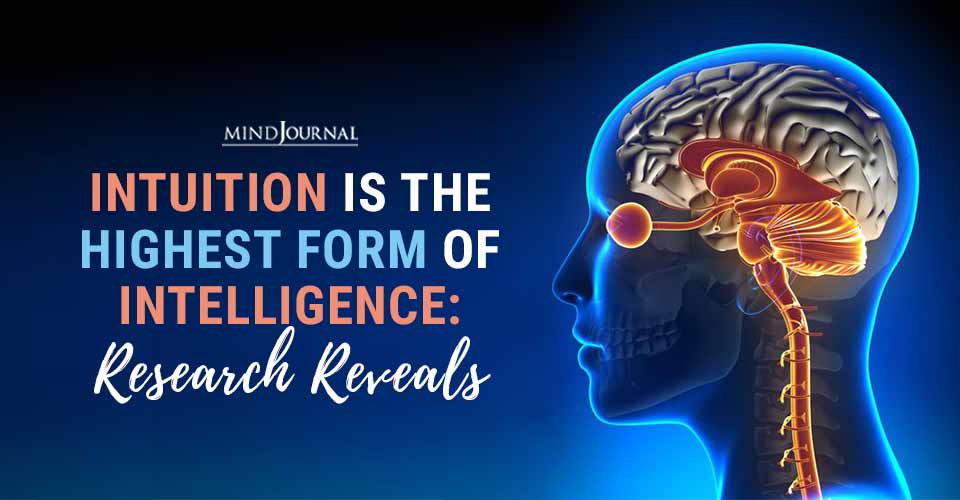 Intuition Intelligence Research Reveals