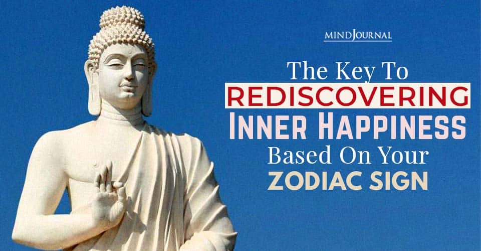 KEY REDISCOVERING INNER HAPPINESS