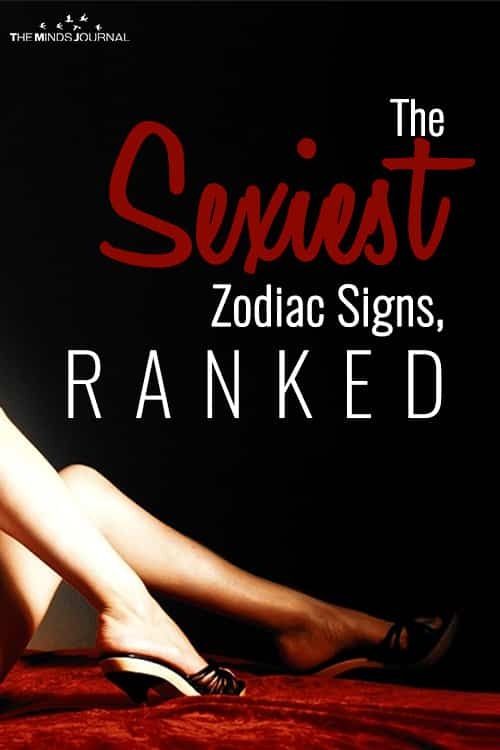 The Sexiest Zodiac Signs, Ranked.