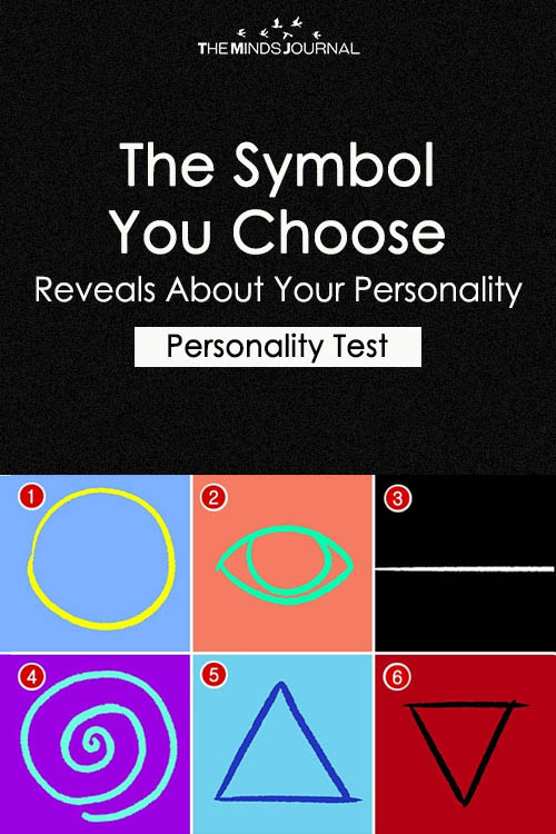 The Symbol You Choose Reveals About Your Personality